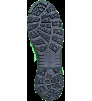 sol alas sepatu sandal karet 30