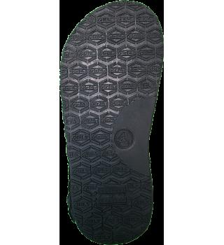 sol alas sepatu sandal karet 57