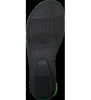 sol alas sepatu sandal karet 63