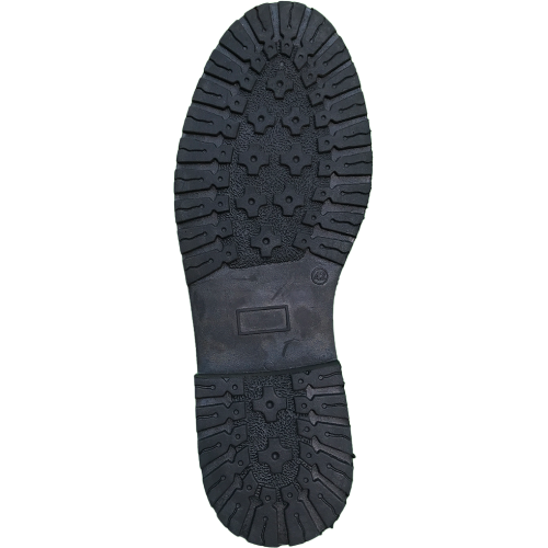 sol sepatu sandal karet 10